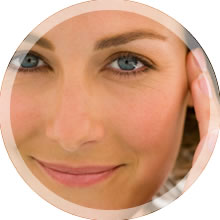 redness-sensitive-rosacea-skin-circle