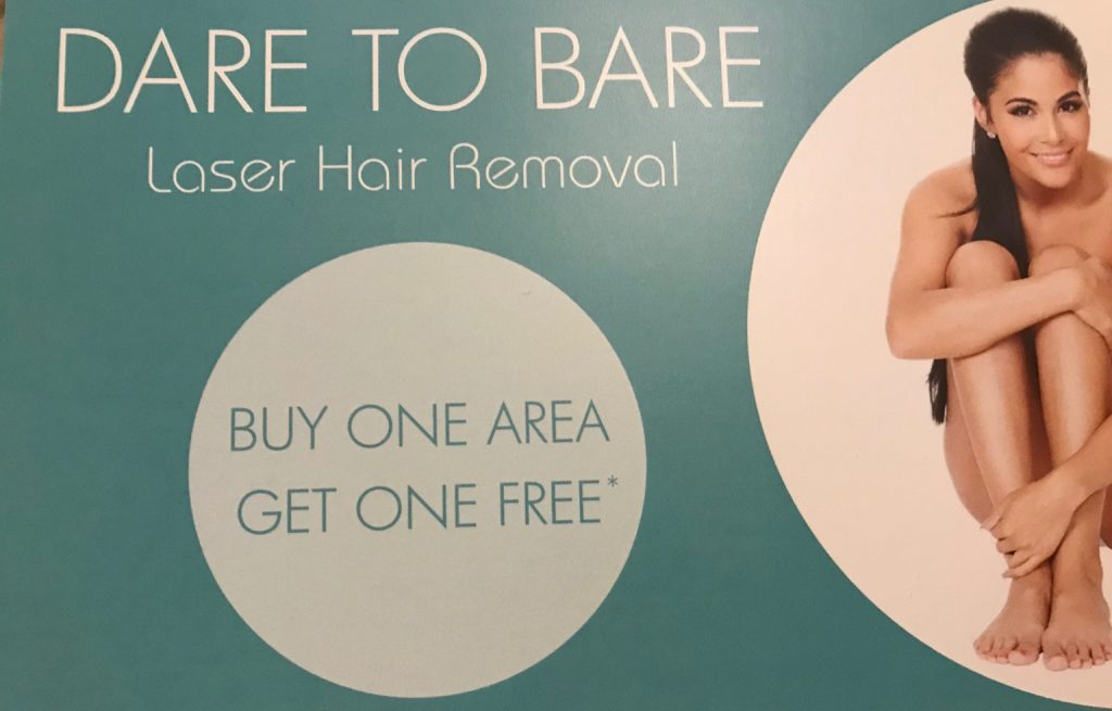 Hair Removal offer